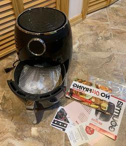 NEW Gourmia 5 QT Digital Air Fryer Model GAF575 Easy-Clean C