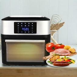 New Air Fryer with Accessories 16.9QT Large Capacity Multi-f