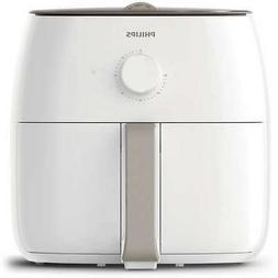 New Philips Avance XXL Analog Twin TurboStar Airfryer HD9630