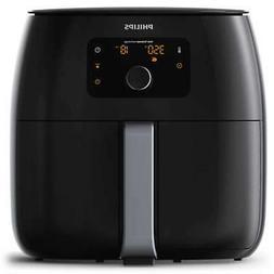 Philips Premium Digital Twin TurboStar Airfryer XXL, Black/S