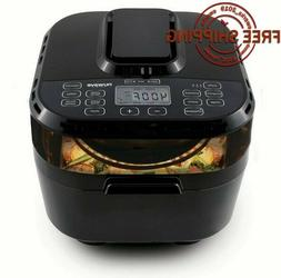 NEW NuWave Brio Large 10-Qt Digital Air Fryer Model 37101 Fr