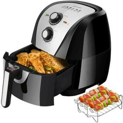 NEW Secura Electric Hot Air Fryer 1700 Watt Extra Large Capa