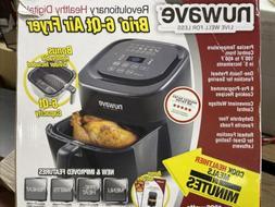 NEW / NOB - NuWave Brio 37001 6-Qt 1800W Digital Air Fryer -