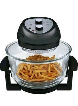 NEW Big Boss Oil-less Air Fryer 16 Quart, 1300 Watt, Black 1
