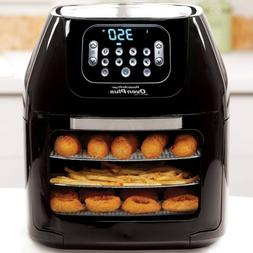 NEW Power 6-Quart Air Fryer Oven All-In-One Plus Dehydrator