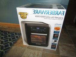 NIB Air Fryer Oven Farberware 6-Quart Digital XL  Little to