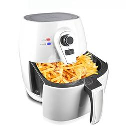 U-Drive Auto 1400W 4.2L Non-Stick Low Fat Cook Deep Fryer Ho