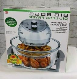 Oil Less Electric Fryer Digital Food Maker Kitchen 16 Quart
