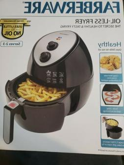 Oil-Less Fryer Farberware Air Frying Cooking healthy food Fr