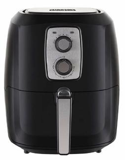 Open Box- XL Manual Air Fryer with 1800 Watts Of Power & 5.2