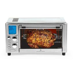 Power AirFryer Oven 360 Stainless Steel Air Fryer Rotisserie