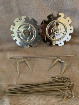Power Air Fryer Oven 6 Qt Parts Accessories Rotisserie Spit