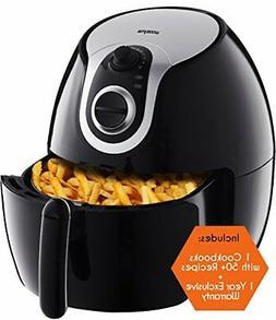 Cozyna Power Hot Air Fryer XL 5L Healthy Versatile Deep Fryi