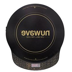NuWave Platinum 30401 Precision Induction Cooktop, Black wit