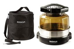 """Nuwave Pro Plus Oven w/3"""" Extender Ring & Oven Carry Case wi"""