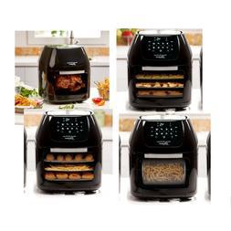 Power Air Fryer Oven Large Rotisserie Hot Digital Dehydrator