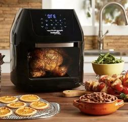Power Air Fryer Oven Plus 6QT XL Family Sized 7 in 1 Prof. C