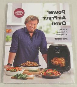 Power AirFryer Oven Cookbook Recipes Book by Eric Theiss, ro