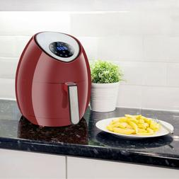 Rapid Air Fryer Electric Low-Fat Hot Steam Cooker Large Capa
