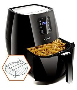 Cozyna SAF-32 Digital Air Fryer Touchscreen  with 2 airfryer