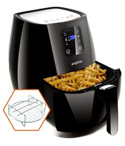 Cozyna SAF-32 Digital Air Fryer Touchscreen 3.7QT with 2 air