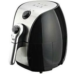 Select AF-32MBK 3.4Qt Electric Air Fryer, Timer & Temp. Cont
