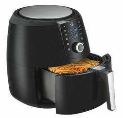 Emerald SMAIR1809 Air Fryer 1800W with Digital LED Touch Dis
