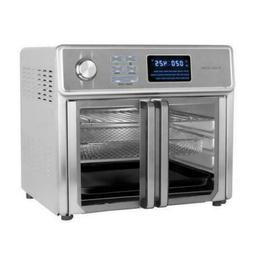 KALORIK Stainless Steel Maxx Air Fryer Oven Auto Shut-Off Bu