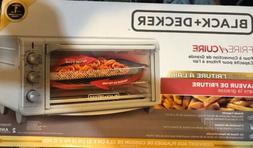 BLACK+DECKER TO3265XSSD Extra Wide Crisp 'N Bake Air Fry T