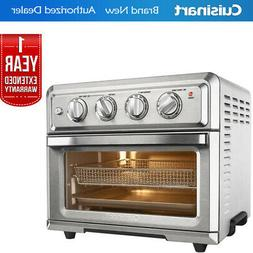Cuisinart TOA-60 Air Fryer Toaster Oven w/ 1 Year Extended W