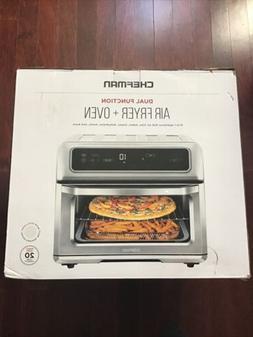 CHEFMAN - ChefmanToast-Air® Dual Function Air Fryer + Oven,