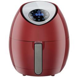 Touch Screen Digital Temperature Control Air Fryer 3.7Qt - T