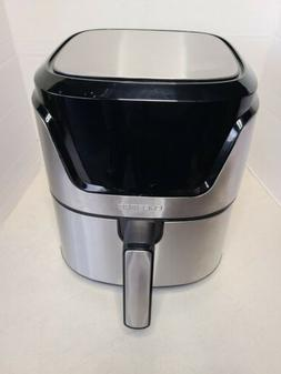 CHEFMAN - TurboFry Touch 4.5 Qt Digital Air Fryer Silver - S