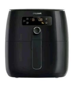 Philips TurboStar Digital Air Fryer Black  New