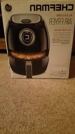 Chefman XL 3.5 Liter Air Fryer - Brand New!