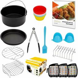 XL-Air-Fryer-Accessories-8-Inch, for AirFryer Accessory Set