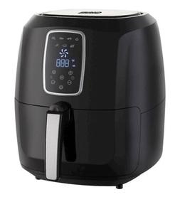 XL Digital Electric Air Fryer with LED Touch Display- 5.2L C