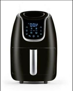 Power XL TV 2qt Power Mini Air Fryer - Silver