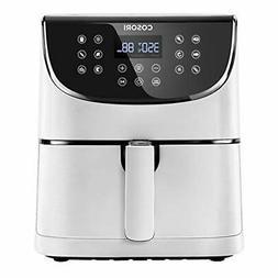 COSORI XL100 Recipes 5.8QT Electric Hot Air Fryers Oven Oill