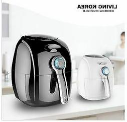 Livingwell YD-K06 Korea Air Fryer 4L Dial Automatic temperat